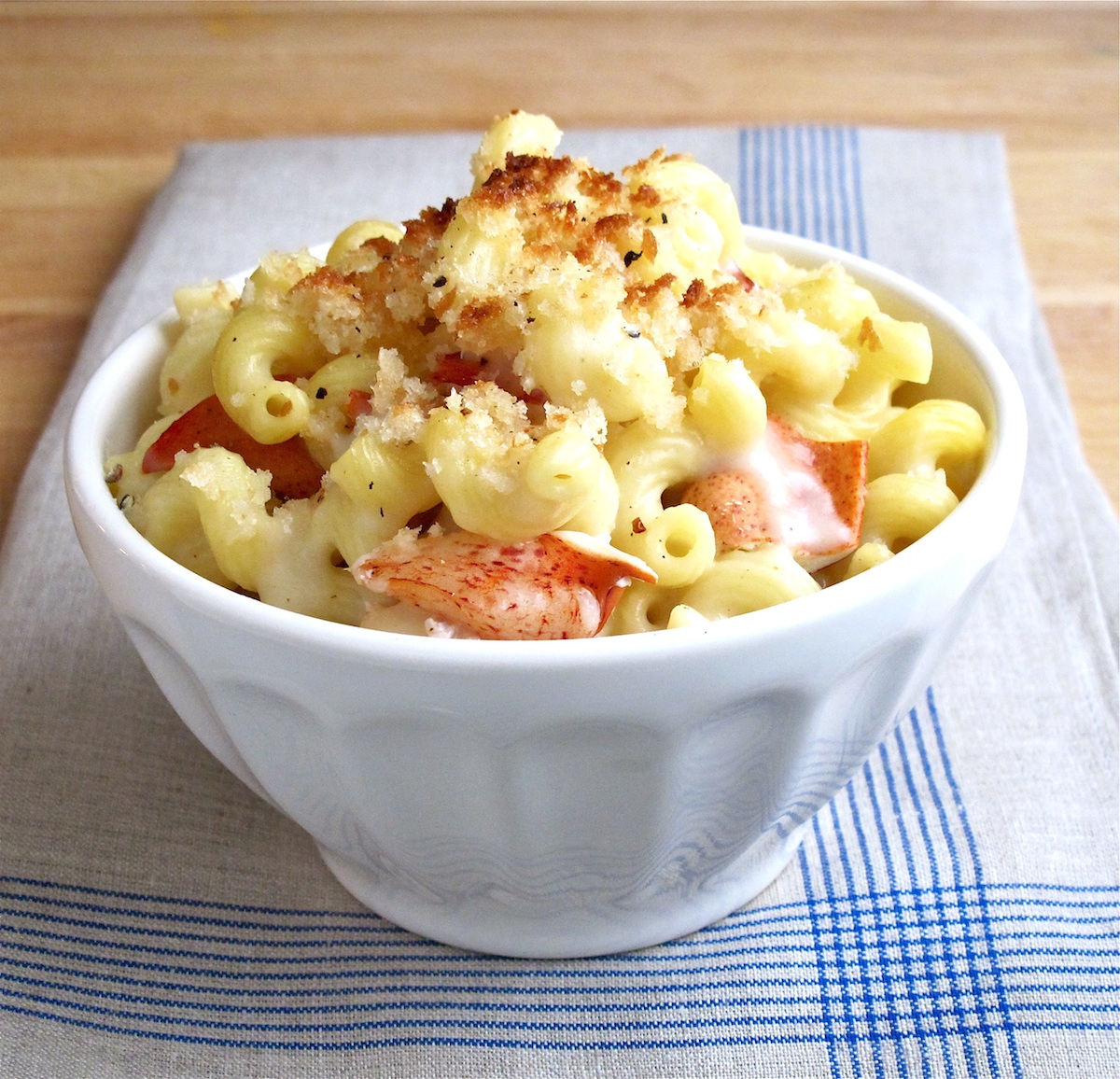 Lobster Mac and Cheese Recipe | The Best Lobster Mac & Cheese at Home ...