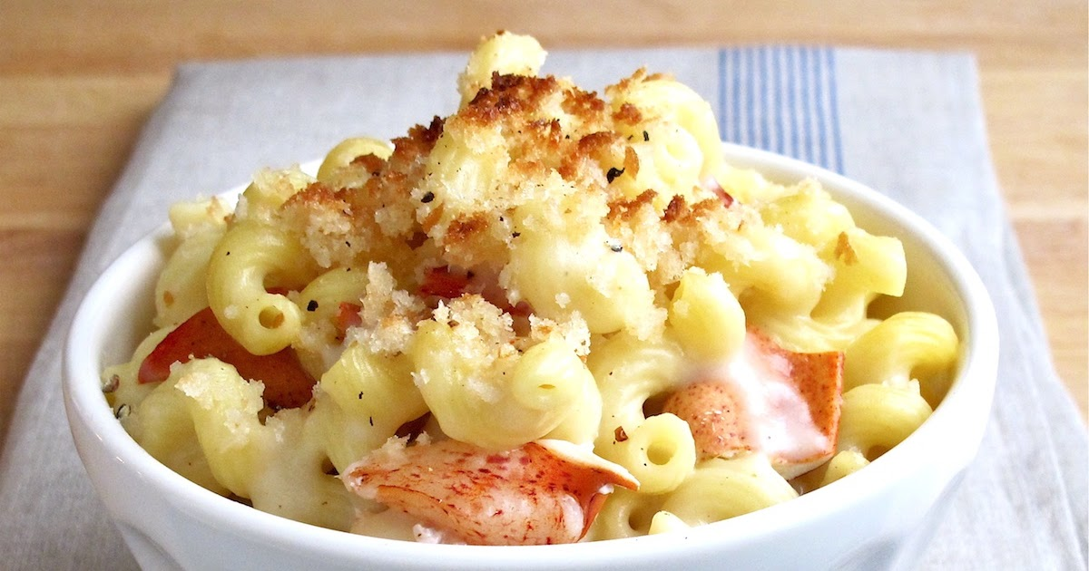 Jenny Steffens Hobick Lobster Mac And Cheese Recipe The