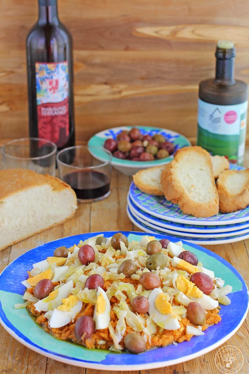 Cocinando entre olivos rin ran de cazorla receta paso a - Cocinando entre olivos ...