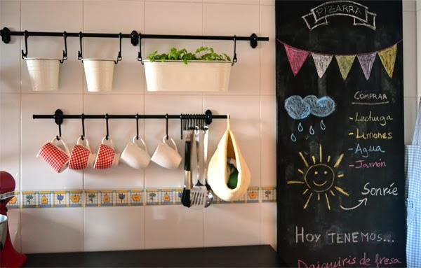 La clave esta en los detalles cocinas decorar tu casa for Cuadros cocina ikea