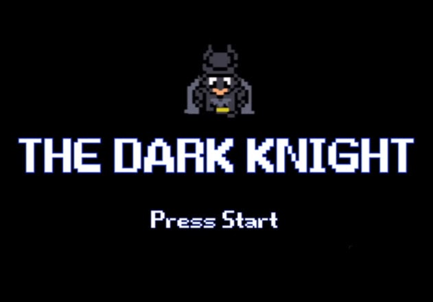 WATCH The Dark Knight in 8-Bit