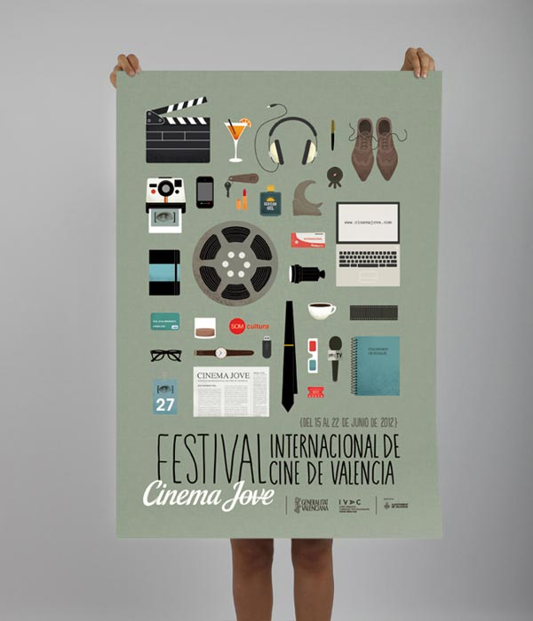 Festival Poster Designs International Film
