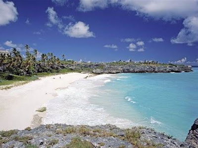 Gambar Pantai Harrismith Beach, Barbados