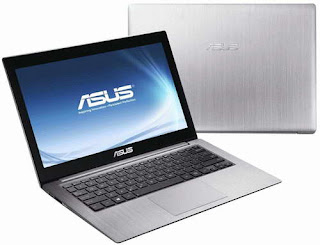 ASUS VivoBook U38DT full spec
