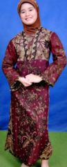 abaya batik