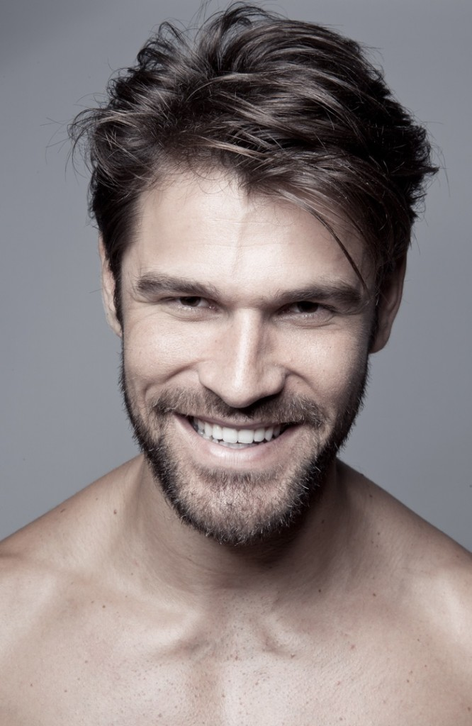 Men Short Hairstyle with Beard in 2015 ~ Best Haircuts