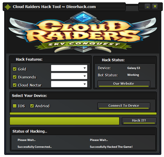 Raiders Hack Cloud