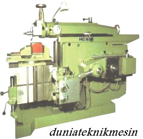 Mesin Skrap Shaping