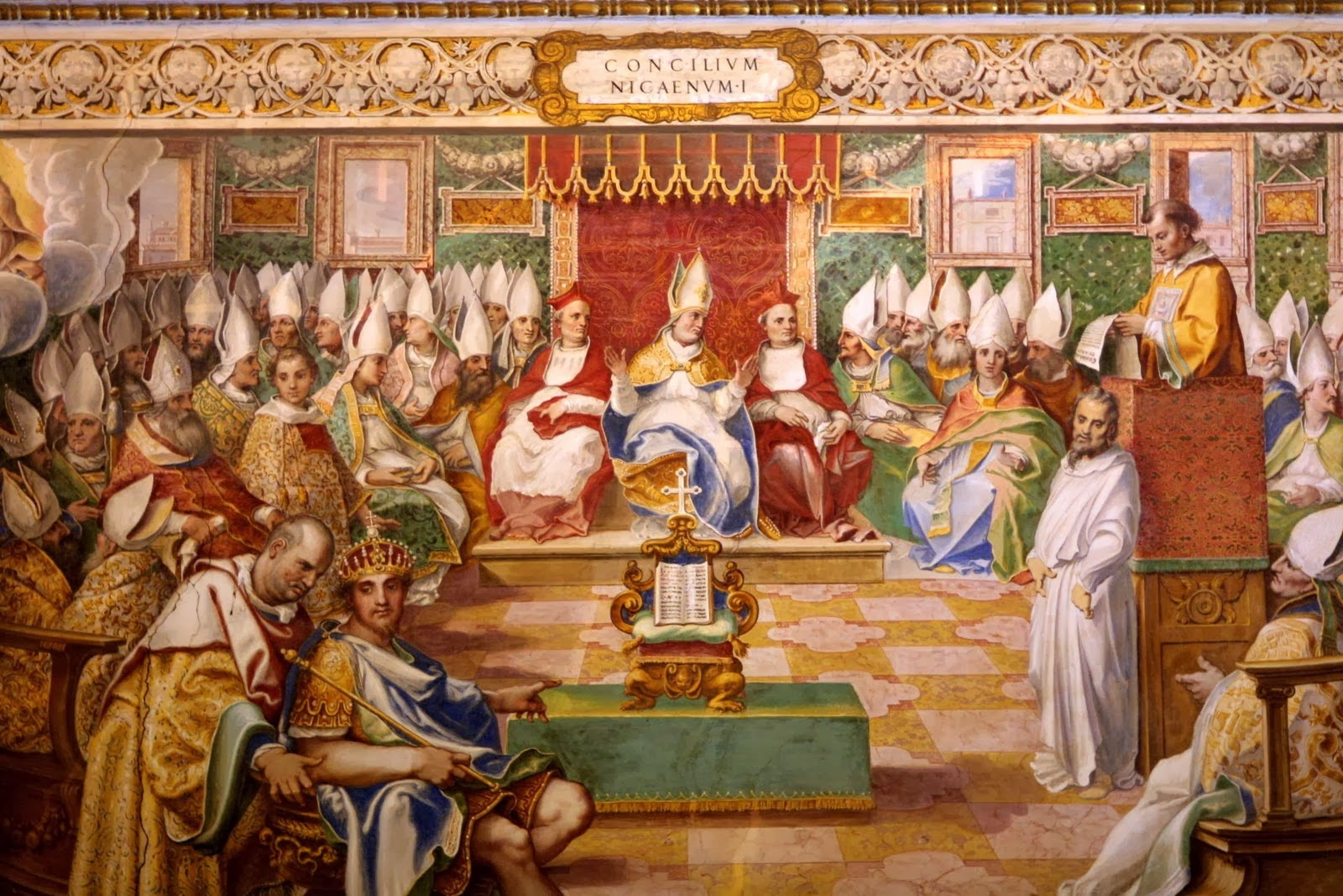 Council of Nicaea 325 AD & Christ's Divinity: Lost Gnostic Gospel's
