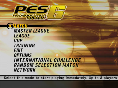 DeeInform: Download Update PES 6 2012/2013 Option File Terbaru