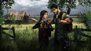 The Last of Us Video Game Girl Holding Sniper Rifle HD Wallpaper