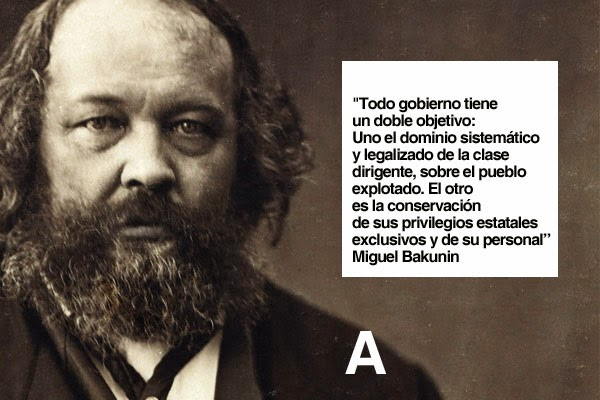 Postal Bakunin