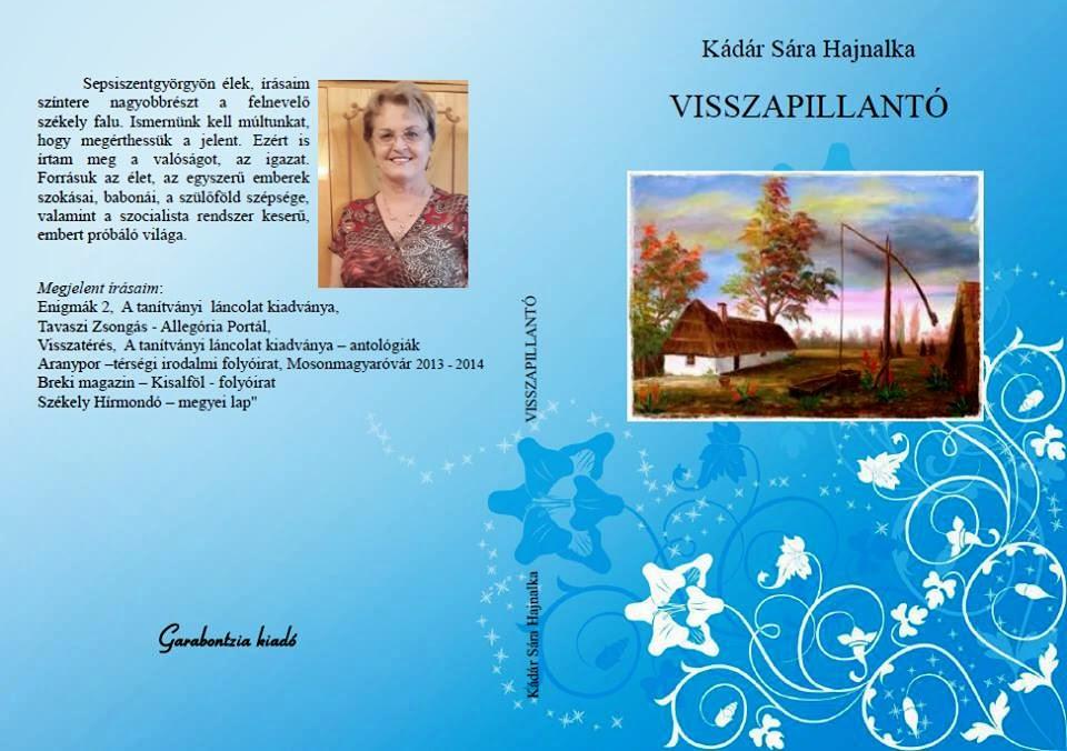 Kádár Sára Hajnalka: Visszapillantó