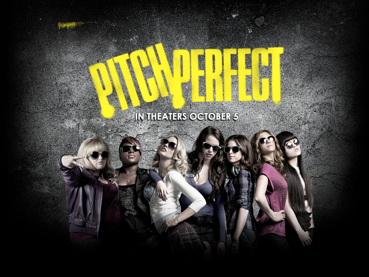 Pitch Perfect 2012 movie
