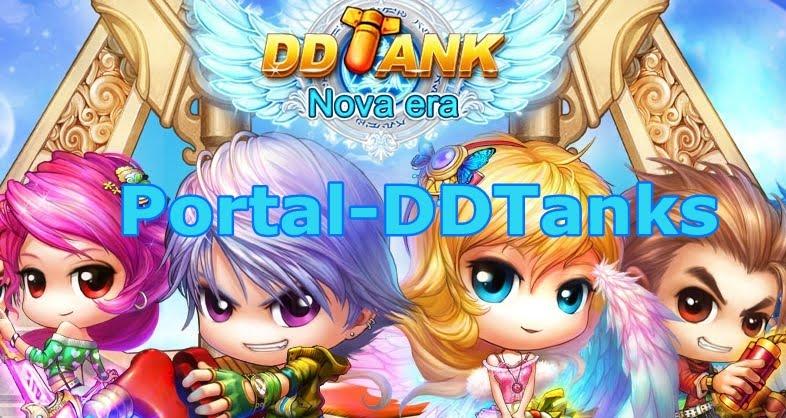 Portal-DDtanks