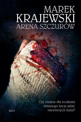 """""""Arena szczurów"""" Marek Krajewski"""