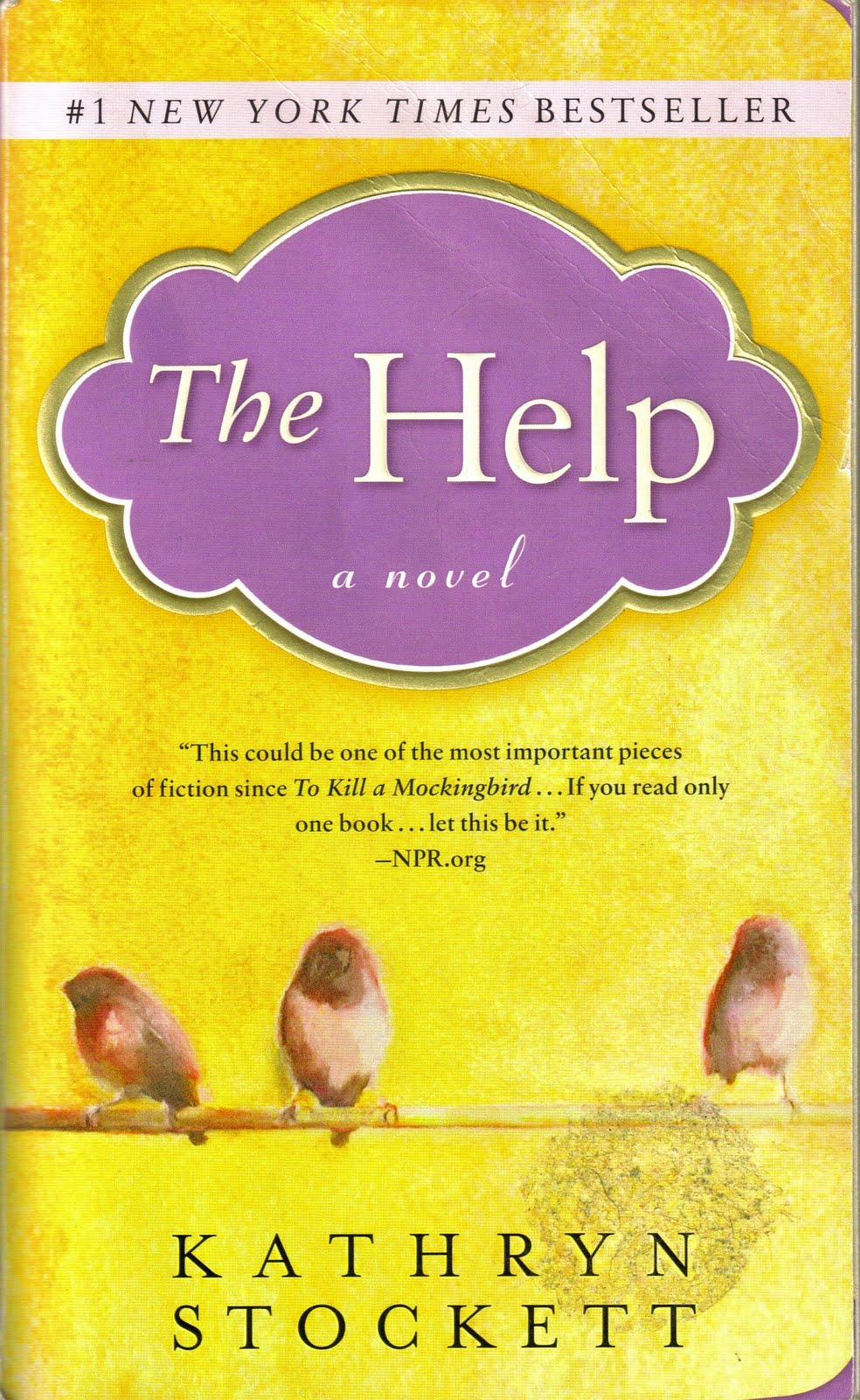 the help by kathryn stockett essay Pay people for writing papers the help by kathryn stockett essay phd dissertation archive health management occupational phd safety thesis.