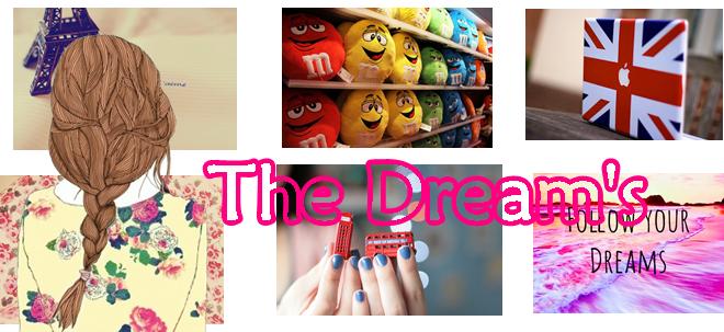 The Dream's moda,dicas e muito +