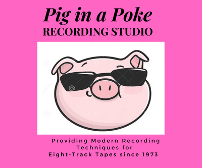 "Pig in a Poke Recording Studio's 1st Music Video ""Sanity Said Goodbye To Sweet Swine County"""