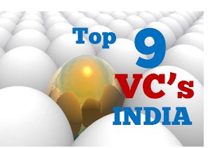 top 9 vc india list
