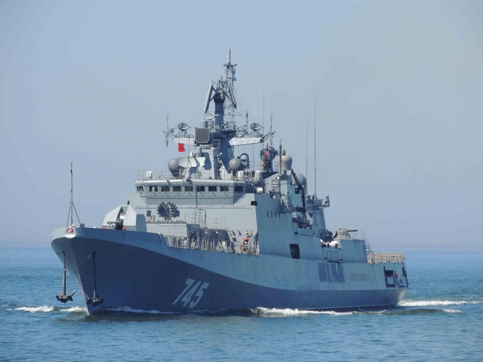 Resultado de imagen para Almirante Grigorovich