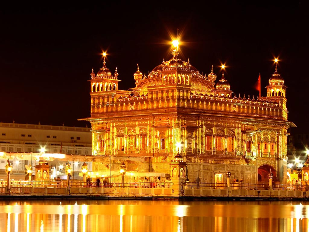 Golden Temple, Punja