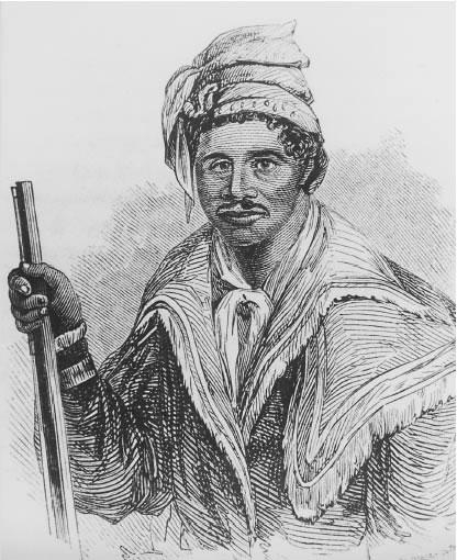 Abraham, Black Seminole Leader