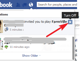 Stop unwanted game requests amp notifications on facebook tech shortly