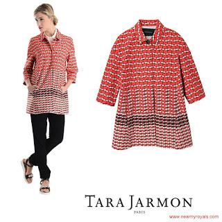 Princess Laurentien Style TARA JARMON Coat