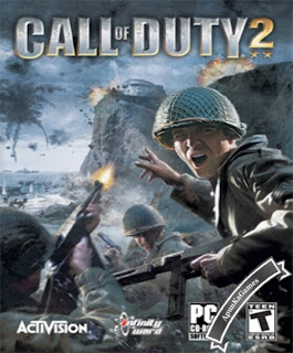 Call of Duty 2 Cover, Poster