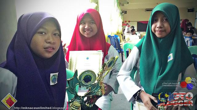 Majlis Anugerah Pelajar Cemerlang SA Nusa Perintis 2015