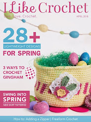 I Like Crochet April 2018