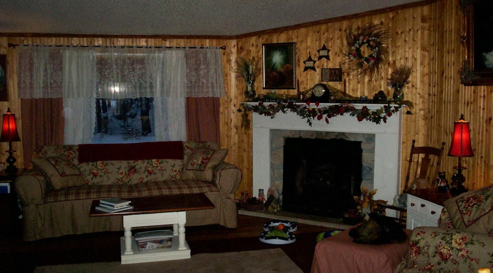 Manufactured Home Redo: Manufactured Home Livingroom Take 2