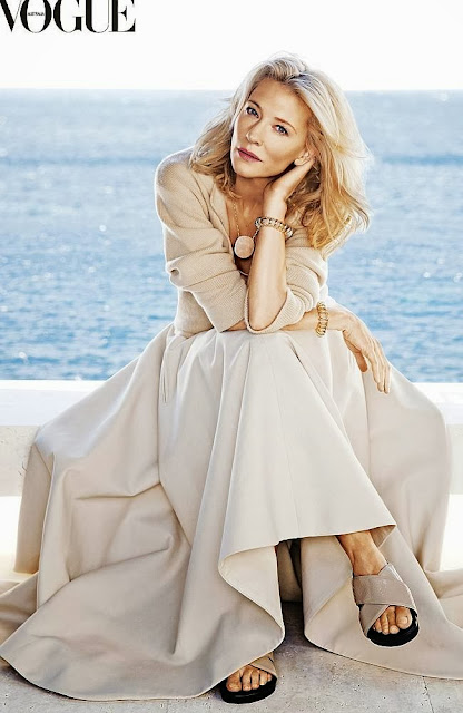 Cate Blanchett Photos from Vogue Australia Magazine Cover February 2014 HQ Scans