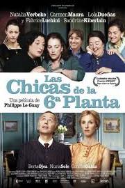 Ver Muchachas (Les femmes du 6ème étage) (Las chicas de la sexta planta) (Service Entrance) Online
