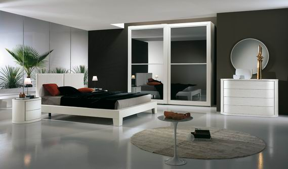 Como decorar un dormitorio moderno ideas para decorar - Como decorar un dormitorio moderno ...