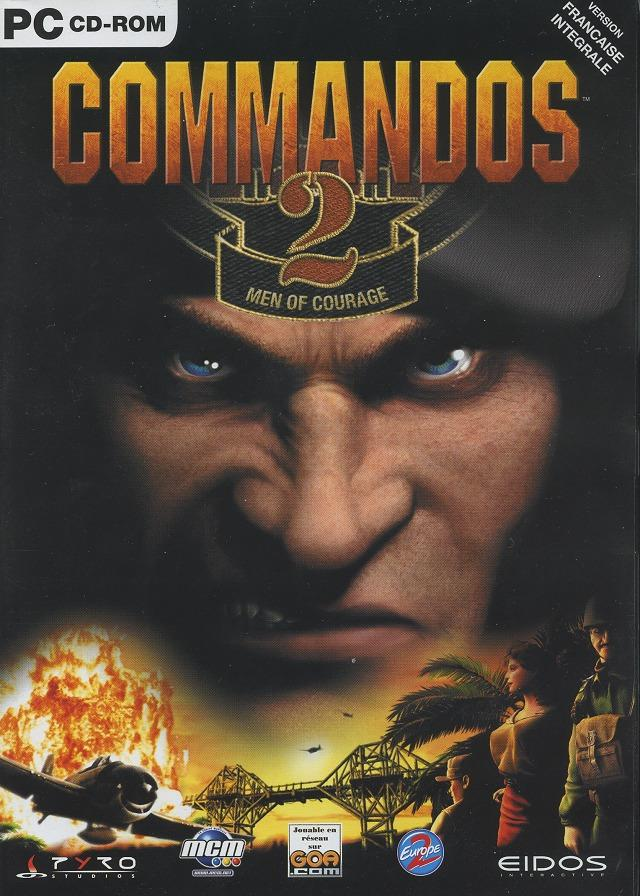 Download Commandos 2 Men of Courage Game Full Version