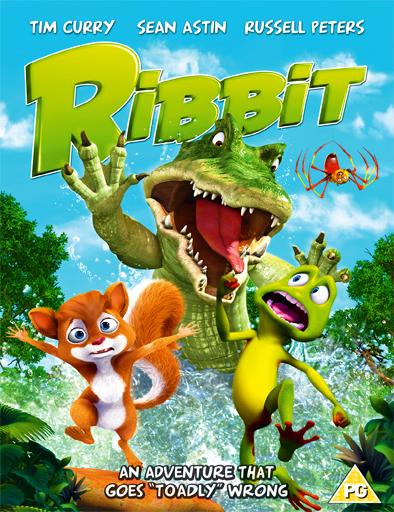 Ver Ribbit (2014) Online