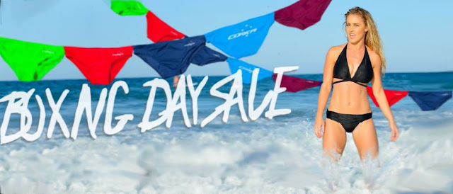 Boxing Day Sales 2015 On Now - Corka Swimwear