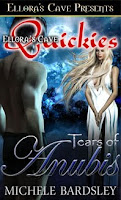 Tears of Anubis is an paranormal erotica story by Michele Bardsley.