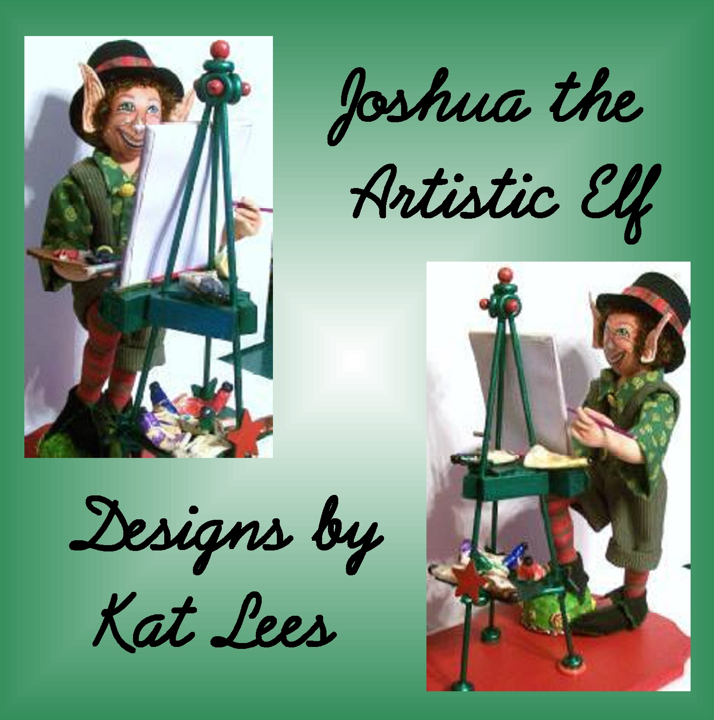 JOSHUA THE ARTISTC ELF