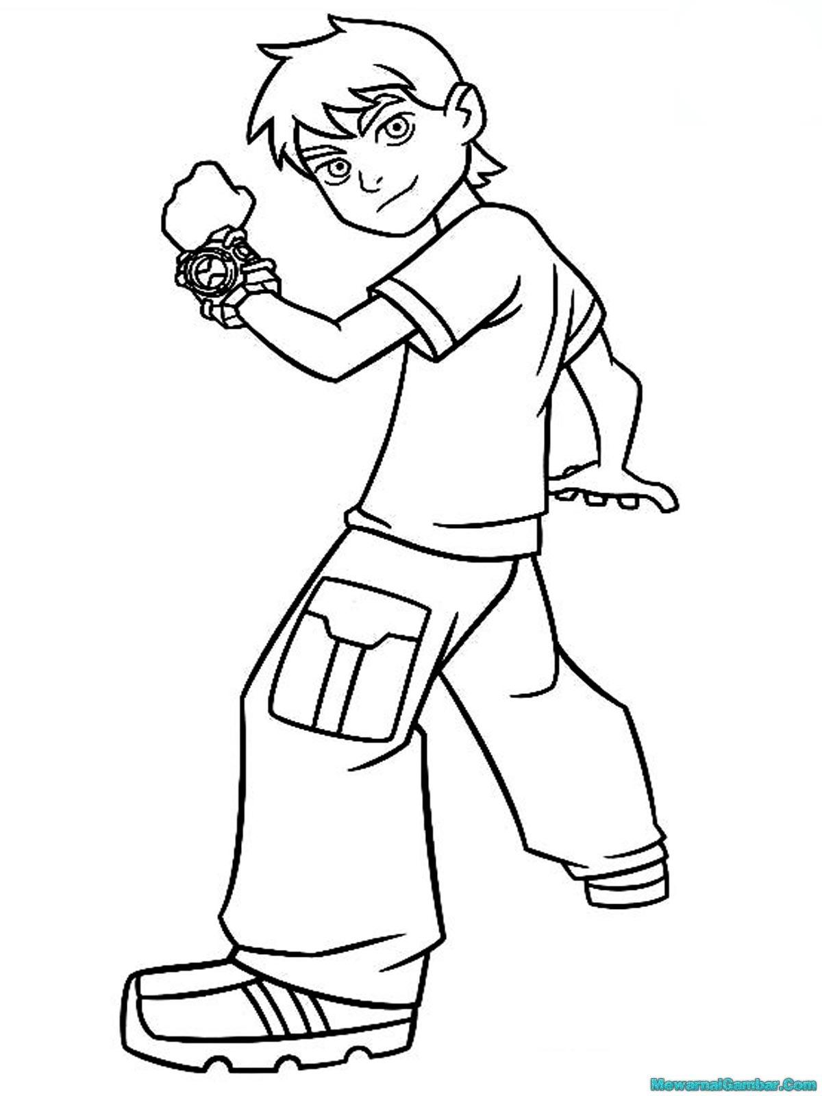 Download Buku Mewarnai Gambar Kartun Mewarnai Gambar | Review Ebooks