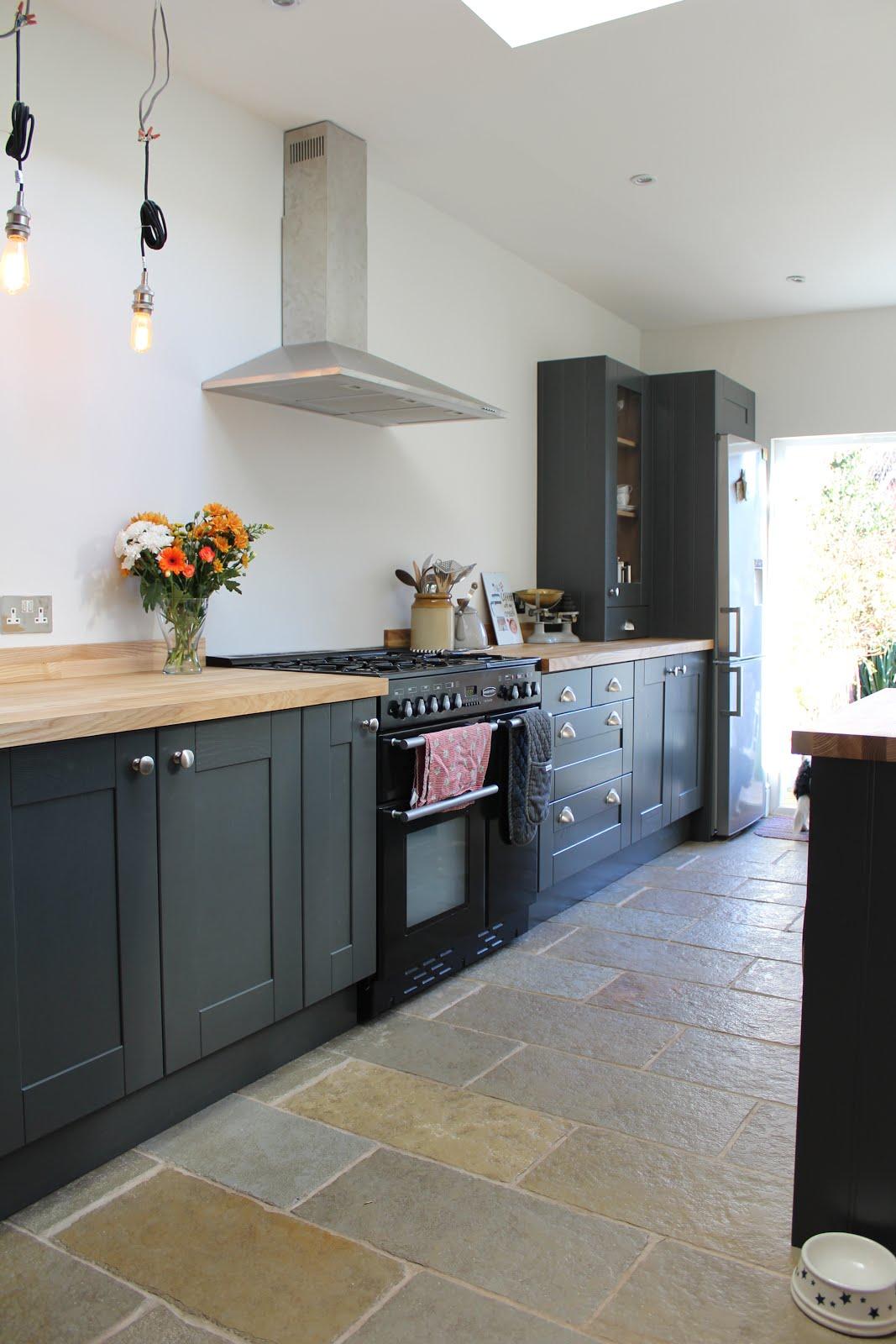DIY Kitchens Linwood Graphite