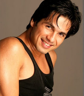 Shahid Kapoor Body