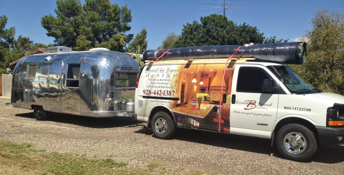 1965 Airstream Safari