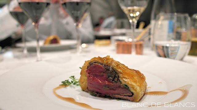 Monvínic beef wellington - www.blancdeblancs.fi