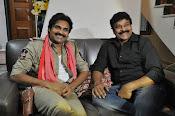 Pawan Kalyan Meets Chiranjeevi-thumbnail-5
