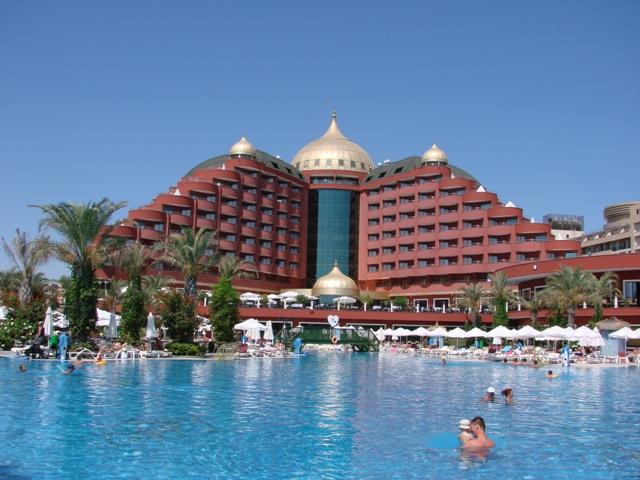 Antalya hotel casino