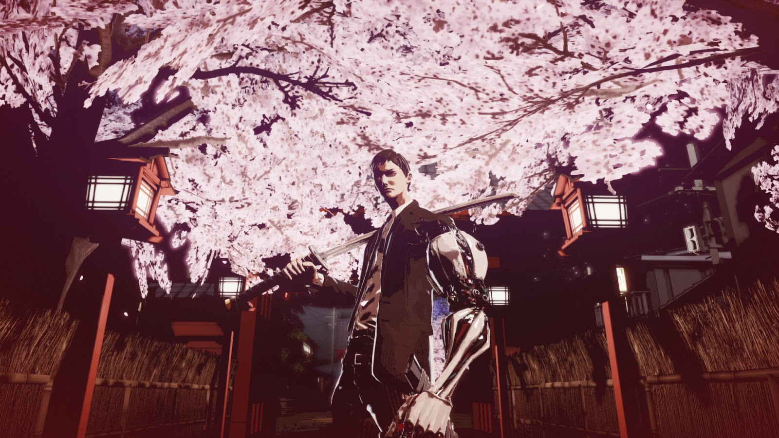Killer is Dead Nightmare Edition screenshots