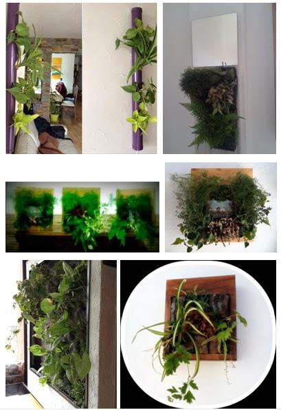 curso jardines verticales Chile